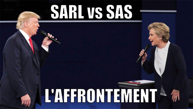 Comparatif entre la SAS et la SARL